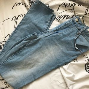 High Rise Skinny Pacsun Jeans